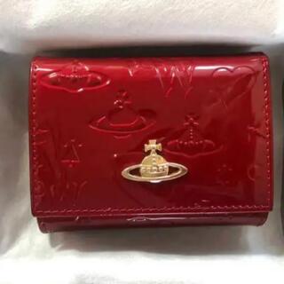 Vivienne Westwood - ヴィヴィアンウエストウッド 折り財布 レッド