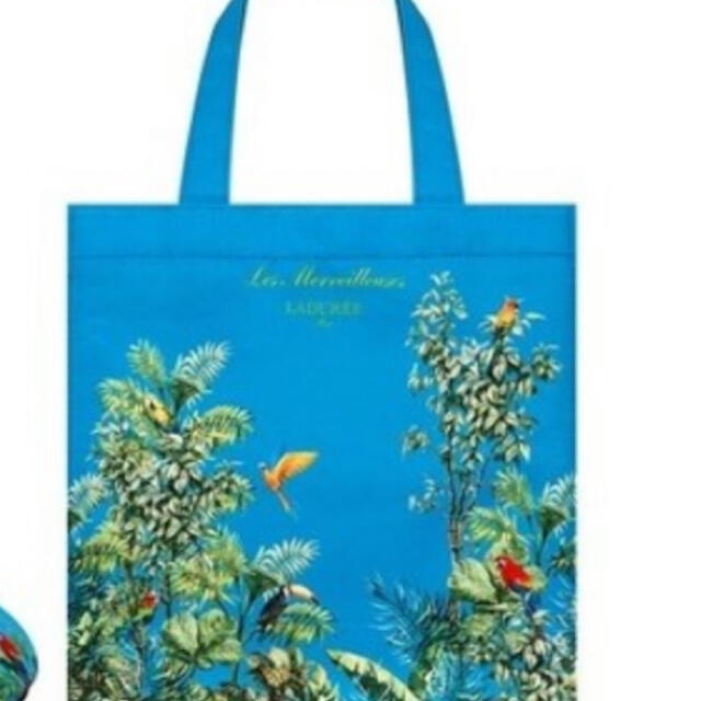 Les Merveilleuses LADUREE(レメルヴェイユーズラデュレ)のレ・メルヴェイユーズ ラデュレ バック レディースのバッグ(トートバッグ)の商品写真