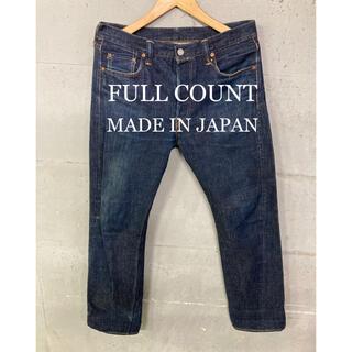 FULLCOUNT - FULL COUNT LOT1108 セルビッチデニム!日本製!赤耳!