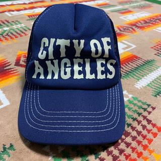 スタンダードカリフォルニア(STANDARD CALIFORNIA)のスタンダードカリフォルニア CITY OF ANGELES ベースボールキャップ(キャップ)