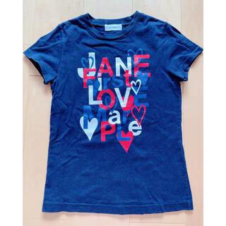 ジェーンマープル(JaneMarple)のジェーンパープル ロゴTシャツ(Tシャツ(半袖/袖なし))