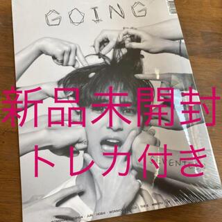 セブンティーン(SEVENTEEN)のseventeen ゴセ マガジン(アイドルグッズ)