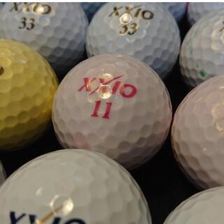 ダンロップ(DUNLOP)のゼクシオ スーパーXD 24球 ダンロップ ロストボール ゴルフボール(その他)