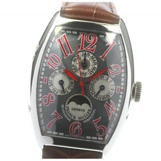 フランクミュラー(FRANCK MULLER)の☆良品 フランクミュラー トノウカーベックス 6850QP メンズ 【中古】(腕時計(アナログ))