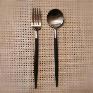 イッタラ(iittala)のクチポール デザートスプーンフォーク 正規品(カトラリー/箸)