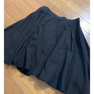 スパイラルガール(SPIRAL GIRL)のフレアスカート(ひざ丈スカート)