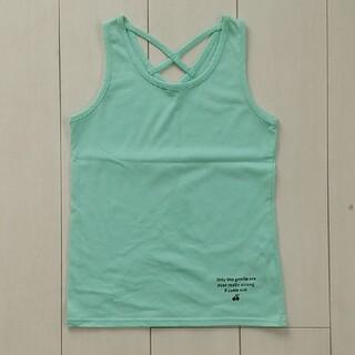 ピンクラテ(PINK-latte)のピンクラテ ノースリーブ 150cm(Tシャツ/カットソー)