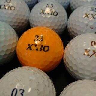 DUNLOP - ゼクシオ スーパーXD+ 24球 ダンロップ ロストボール ゴルフボール