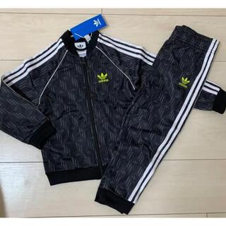 アディダス(adidas)の新品アディダスadidas ジャージ上下セット100(その他)