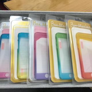 iPhone7/8全面保護ケース+ガラスフィルム付き
