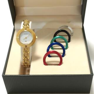 グッチ(Gucci)の7.グッチ GUCCI 時計 チェンジベゼル(腕時計)