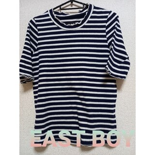 イーストボーイ(EASTBOY)のEASTBOY  カットソー Tシャツ(Tシャツ(半袖/袖なし))