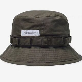 W)taps - WTAPS 21SS JUNGLE / HAT Mサイズ