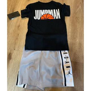 ナイキ(NIKE)のTシャツパンツ 2点セット nike Jordan 120cm 6/21まで(Tシャツ/カットソー)