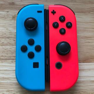 Nintendo JOY-CON (L)/(R) ネオンブルー/ネオンレッド