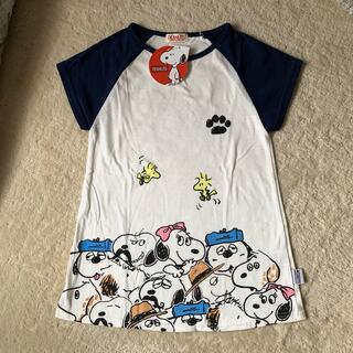 スヌーピー(SNOOPY)のスヌーピー Tシャツ  キッズ 130(Tシャツ/カットソー)