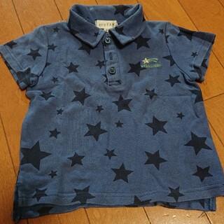 エニィファム(anyFAM)のsize 90 *ポロシャツ 星柄(Tシャツ/カットソー)