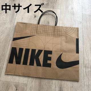ナイキ(NIKE)の中サイズ 紙袋 ショップ紙袋 ショッパー 梱包資材 ナイキ紙袋 プレゼント包装(ショップ袋)