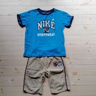 ナイキ(NIKE)の半袖シャツ&ハーフパンツ(Tシャツ/カットソー)