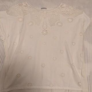 ザラ(ZARA)のザラトップス(Tシャツ(半袖/袖なし))