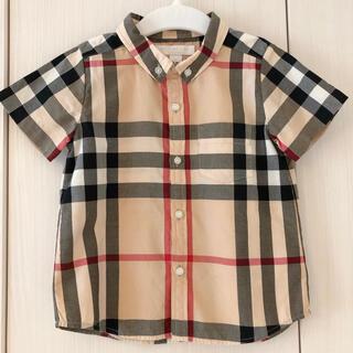 BURBERRY - 美品 バーバリー シャツ