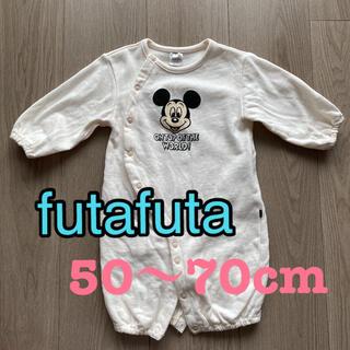 futafuta - futafuta ミッキー 50〜70cm
