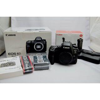 Canon - CANON EOS 6D MarkⅡ+バッテリーグリップBG-E21