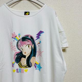 シマムラ(しまむら)の公式 一点物 うる星やつら 半袖 Tシャツ(Tシャツ(半袖/袖なし))