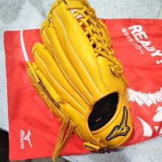 MIZUNO - MIZUNO野球⚾美品グローブ