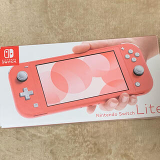 Nintendo Switch - Nintendo SwitchNINTENDO SWITCH LITE コーラル