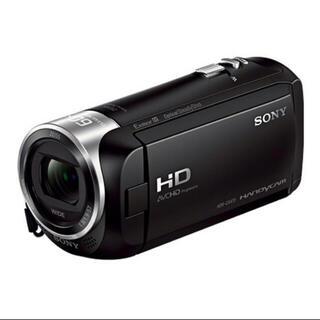 SONY - SONY HDR-CX470(B) 美品 ソニー ビデオカメラ