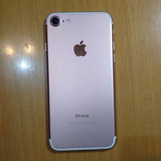 iPhone - iPhone 7 32GB ローズゴールド