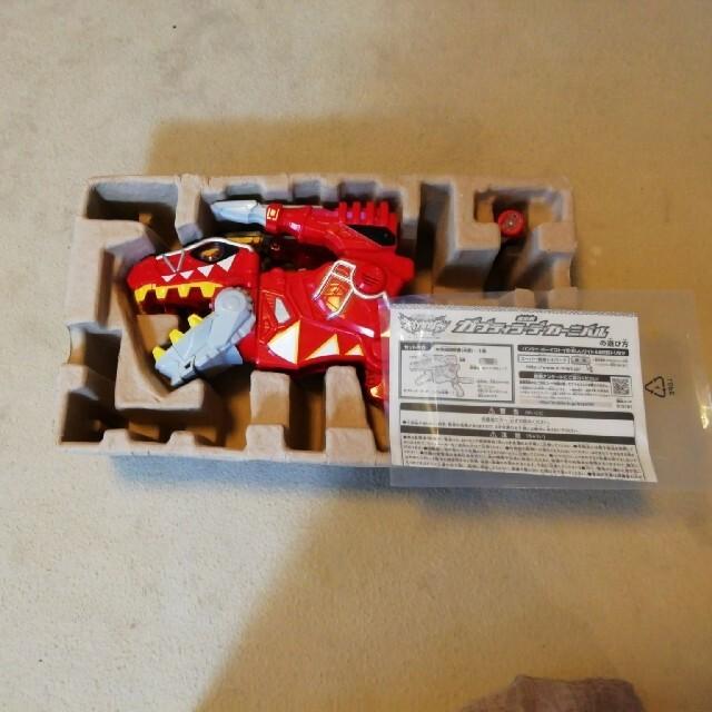 獣電戦隊キョウリュウジャー 変形銃 ガブティラ・デ・カーニバル エンタメ/ホビーのフィギュア(特撮)の商品写真