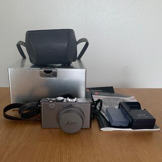 ライカ(LEICA)の【限定 1000台!】Leica D-LUX 4 チタンカラー(コンパクトデジタルカメラ)