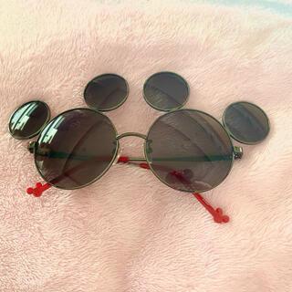 ディズニー(Disney)のミッキー サングラス(サングラス/メガネ)