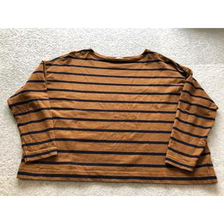 ジーユー(GU)のGU  ボーダーロンT(Tシャツ(長袖/七分))