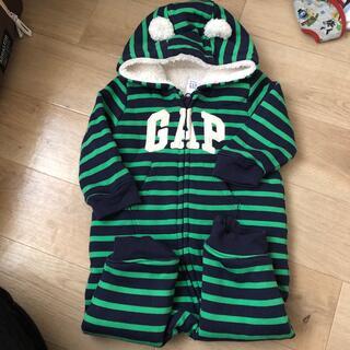 ベビーギャップ(babyGAP)のbaby GAP 6〜12months(カバーオール)