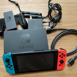 Nintendo Switch - Nintendo Switch 本体 箱無し