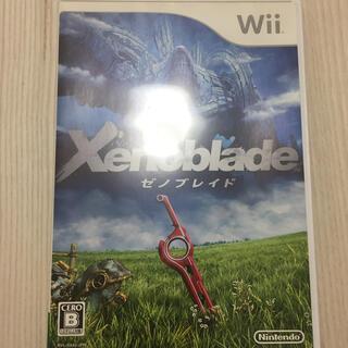 ゼノブレイド Wii(家庭用ゲームソフト)