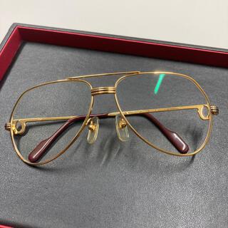 Cartier - カルティエ   メガネ サングラス 超美品 フルセット スリーカラーリング