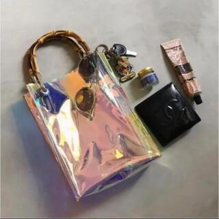 Ameri VINTAGE - 完売品‼️‼️❤️AMERI❤️ MEDI AURORA CLEAR BAG
