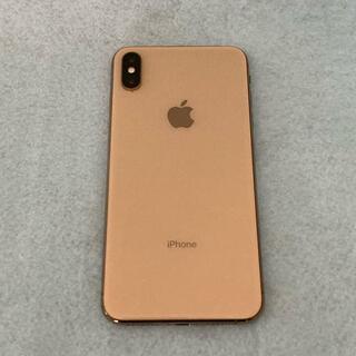 Apple - iPhone XS MAX 256 gold simフリー