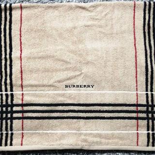 BURBERRY - 新品 バーバリー バスタオル