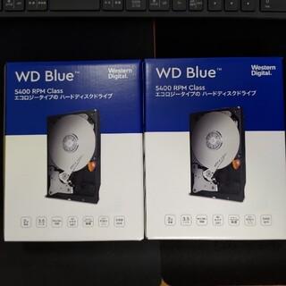 新品 WD60EZAZ-RT 6TB HDD