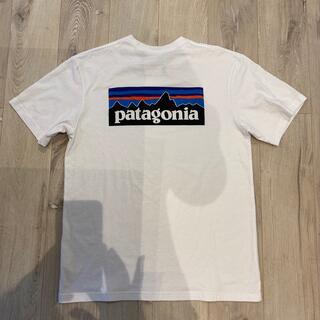 patagonia - パタゴニア Tシャツ Mサイズ 白