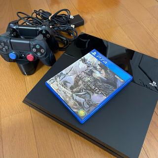 PlayStation4 - PlayStation4 CUH-1100A 本体 セット