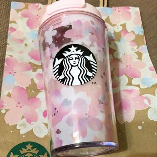 Starbucks Coffee - 新品 スターバックス ☆SAKURA2021タンブラーピンクブレス355ml