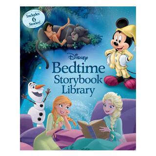 ディズニー(Disney)の(6冊セット) Bedtime Storybook Library(洋書)