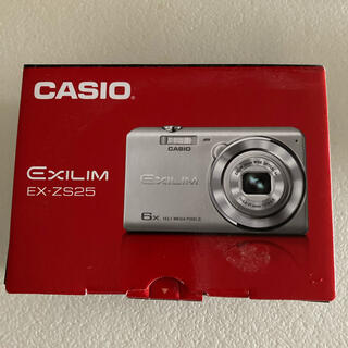 CASIO - 専用❗️CASCO. EX-ZS25. デジタルカメラ