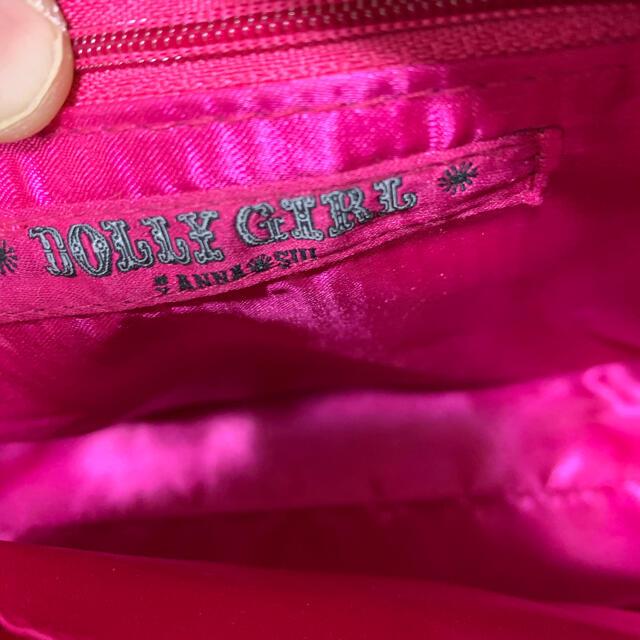 DOLLY GIRL BY ANNA SUI(ドーリーガールバイアナスイ)のANNA SUI ドーリーガール レディースのバッグ(ショルダーバッグ)の商品写真